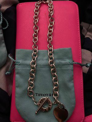 Authentic Tiffany chain for Sale in Woodridge, IL