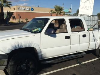 Troca Chevy Silverado 2003 (con Car Wash Incluido) for Sale in Las Vegas,  NV