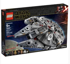 Lego Star Wars 75257 Millennium Falcon NIB for Sale in Elk Grove, CA