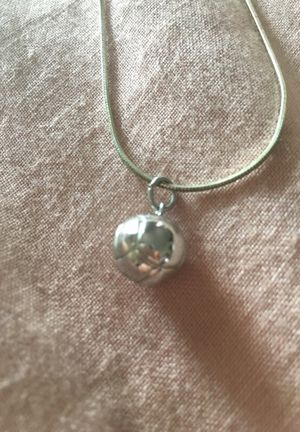 Volleyball Charm Necklace for Sale in Columbus, OH