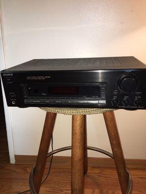 Don't STR-D315 Audio/Video Control Center 80 watts per ch. AM/FM 2 ch. Reciever for Sale in Santa Ana, CA