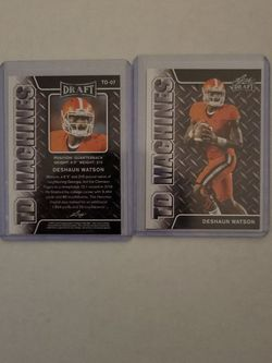 Deshaun Watson Rookie Card- Lot Of 2 for Sale in Normandy Park,  WA