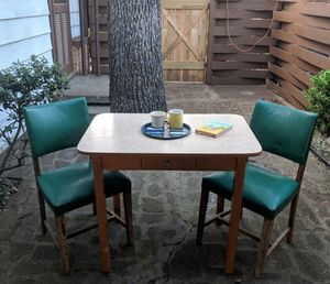 MCM - Utility Furniture Kitchen Dining Set for Sale in Irving, TX