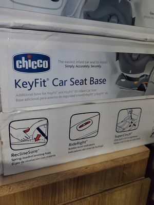 KeyFit30 Car Seat Bases for Sale in San Diego, CA