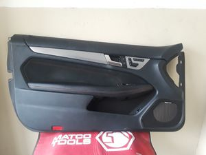 Mercedes C250 coupe door panel 2013-2015 for Sale in Upland, CA