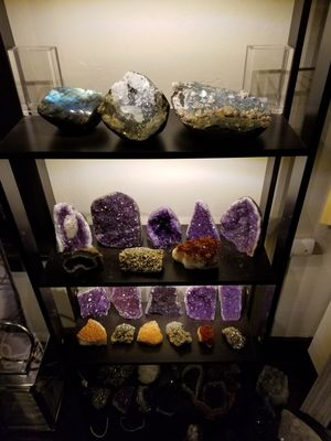 Rock and mineral collection for sale for Sale in Long Beach, CA