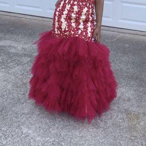 Red Prom Dress for Sale in Atlanta, GA