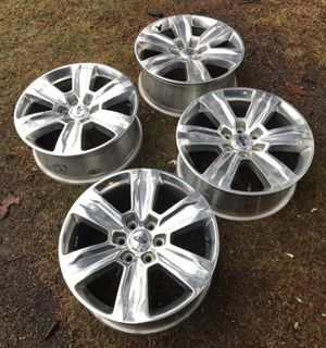 Ford rims brand new 20s for Sale in Mechanicville, NY