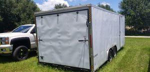 2013 20x8 heavy duty cargo trailer for Sale in Tampa, FL