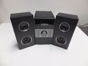 GPX Home Stereo Music System With CD and AM/FM Radio AUX and Remote for Sale in El Cajon, CA