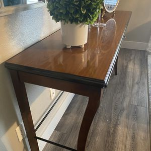 """Console table 18"""" x 50""""x 32""""H for Sale in Vancouver, WA"""