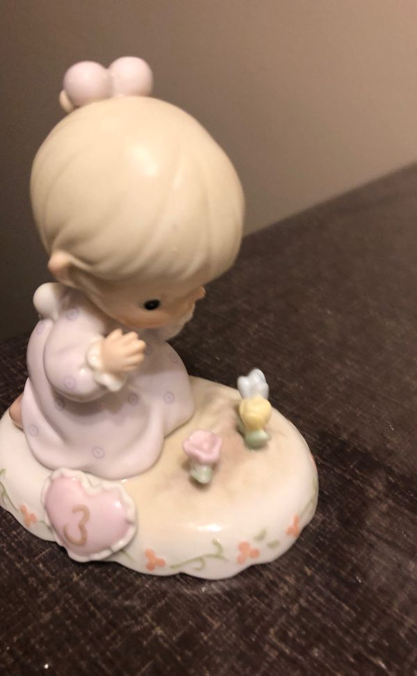 Precious moments collectibles