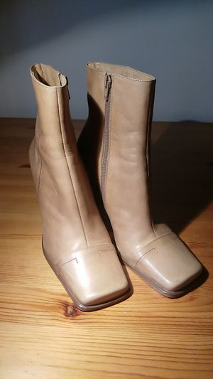 Aldo Brazilian Leather ankle boots for Sale in West Somerville, MA