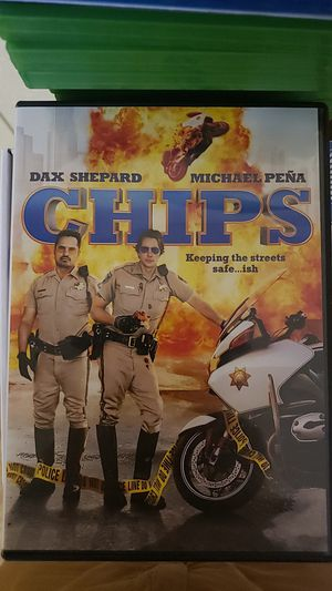 CHIPS Movie for Sale in Farmville, VA