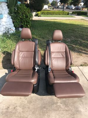Sienna sprinter promaster seats rv's motorhome for Sale in Los Angeles, CA