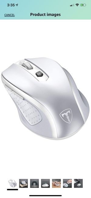 Silver Wireless Mouse for Sale in Henderson, NV