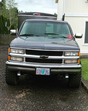 1993 Chevy Silverado 1500 4x4 for Sale in St. Helens, OR