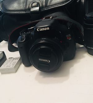 Canon EOS Rebel T3i for Sale in Queens, NY