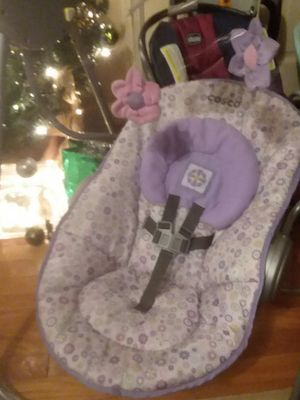 Baby swing and bouncy seat for Sale in Greensboro, NC