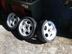 M3 BMW wheel and tire for Sale in Mount Rainier, MD
