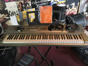 Yamaha YPG-235 keyboard like new!!!!! for Sale in Modesto, CA