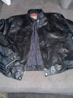 Authentic Biker Leather Jacket for Sale in Fresno,  CA