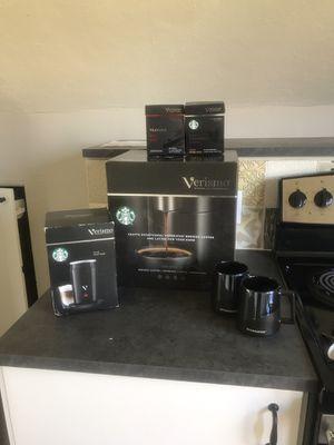 Starbucks Verismo V System Instant Coffee Maker for Sale in Portland, OR