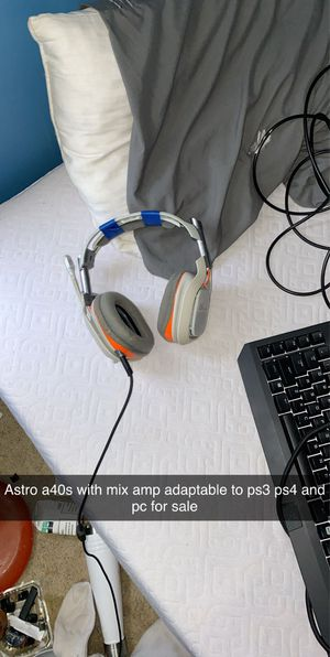 Astro a40 + mixamp for Sale in Franklin, TN