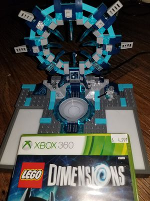 Xbox 360 Lego Dimentions for Sale in San Antonio, TX