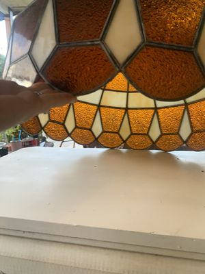 TIFFANY HANGING LAMP for Sale in DeLand, FL