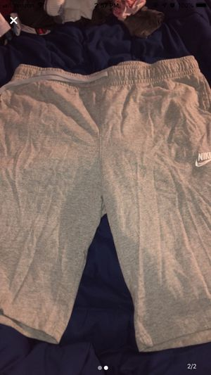 Nike Grey Shorts for Sale in Richmond, KY