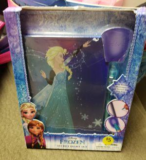 Frozen elsa diary NEW for Sale in Cranston, RI