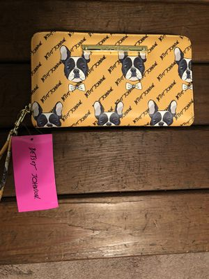 NWT Betsy Johnson Wallet for Sale in Big Lake, MN