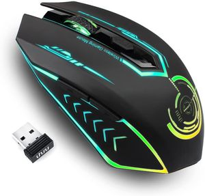 UHURU Wireless Gaming Mouse Up to 10000 DPI Rechargeable USB 6 Buttons for Sale in Los Angeles, CA