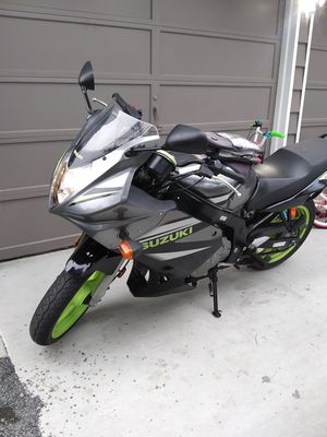 Suzuki gs 500 motorcycle for Sale in Vancouver, WA