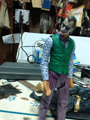 The joker DC comics. Action figure and Batman and for Sale in Perth Amboy, NJ