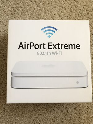 Apple AirPort Extreme router for Sale in Dallas, TX