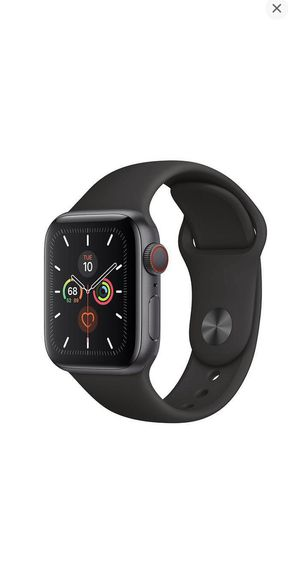 Apple Watch 5 GPS+ Cellular for Sale in Sacramento, CA
