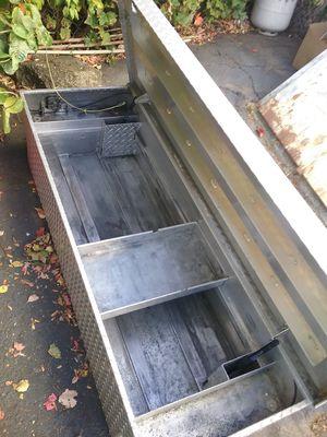 Aluminum box for truck for Sale in Boston, MA