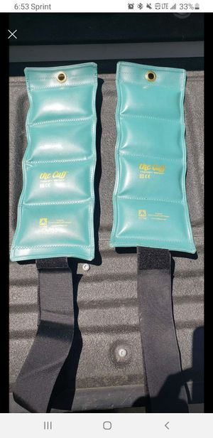 Set of ankle weights for Sale in Lee's Summit, MO
