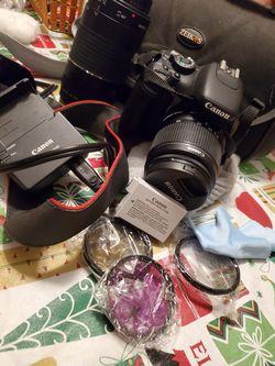 Canon EOS Rebel T3i for Sale in Santa Fe Springs,  CA