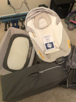 Graco Pack'n Play Snuggle Suite LX for Sale in Stone Mountain, GA