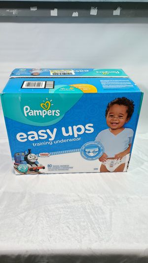 Pampers easy up's brand new for Sale in Tracy, CA