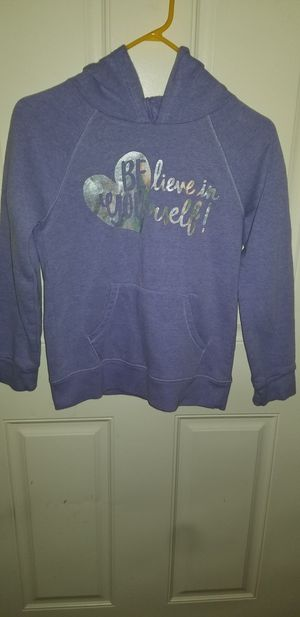 Believe In Yourself Hoodie Brand Cat & Jack Size Large 10/12 for Sale in Taylor, MI