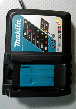 New Makita DC18RC 18 Volt Charger for Sale in San Jose, CA