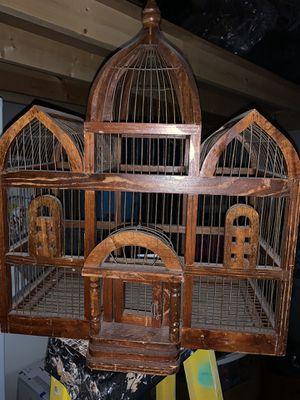 Medium Sized Bird Cage *NEGOTIABLE* for Sale in Manassas, VA