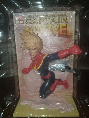 Captain Marvel 3D Comic Standee Lootcrate Exclusive for Sale in Philadelphia, PA