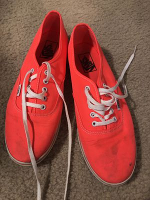 Women's vans size 10 for Sale in Chicago, IL