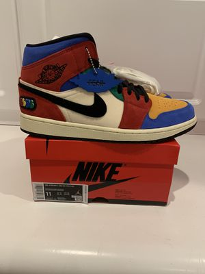 Nike Air Jordan 1 Fearless Blue the Great Size 11 for Sale in Villa Park, CA