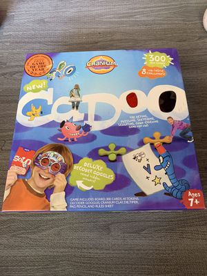 Cadoo Board Game for Sale in White Lake charter Township, MI